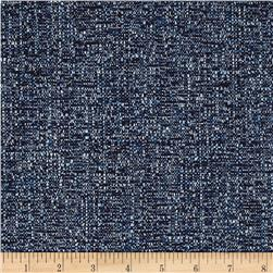 Richloom Indy Basketweave Cobalt