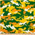 Oregan Cotton Camouflage