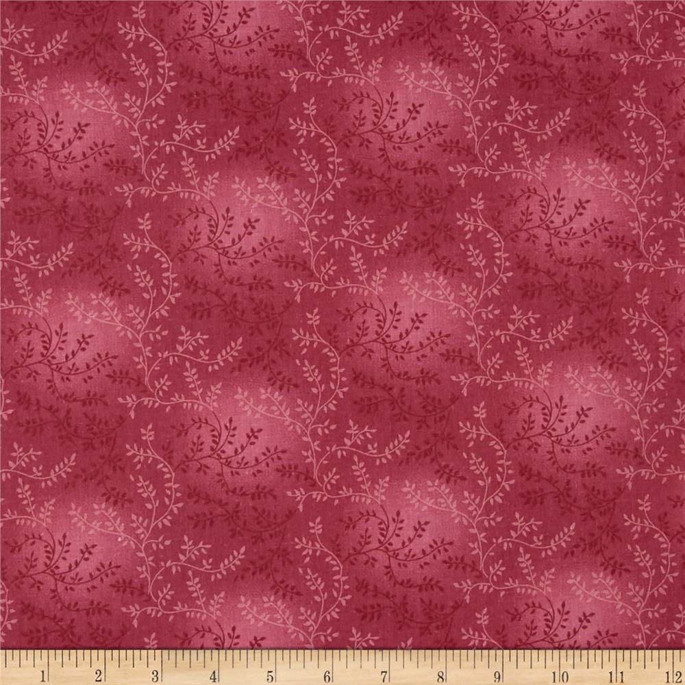 "108"" Wide Quilt Back Tonal Vineyard Mauve"