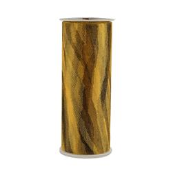 Tulle Spool Zebra Stripe Gold