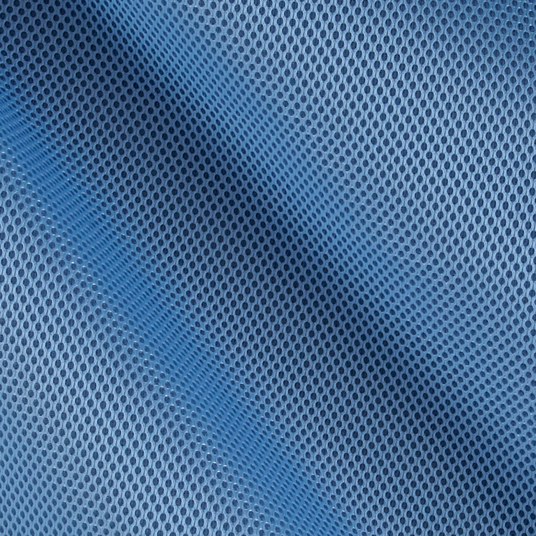 Spacer Mesh Light Blue Fabric by Carr in USA