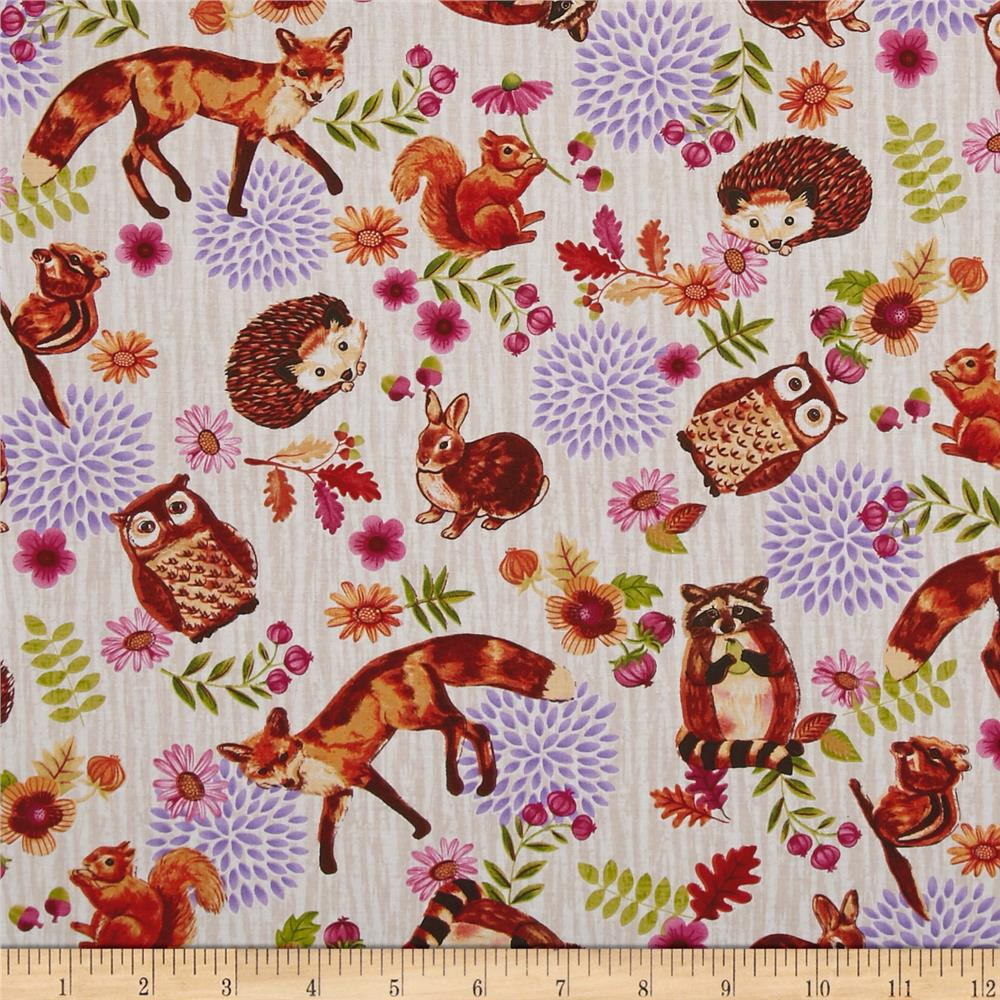 Jennifer Brinley Enchanted Forest Character Allover Cream