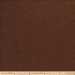 Fabricut Manhasset Faux Leather Chestnut