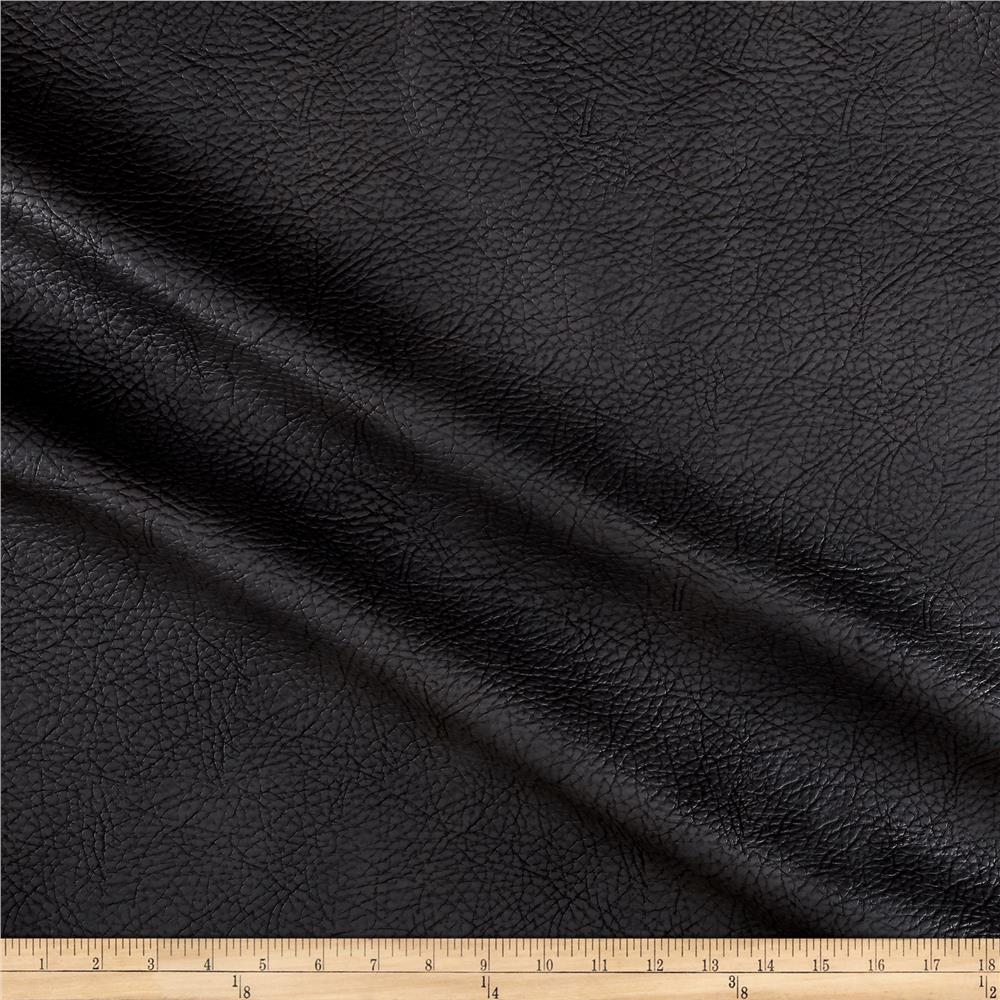 Richloom Tough Faux Leather Lorimer Gunmetal
