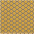 Aviary 2 Lodge Lattice Vintage Yellow