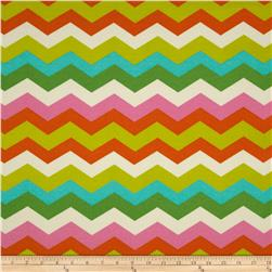 Waverly Sun N Shade Panama Wave Mimosa Fabric