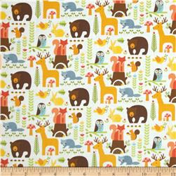 Forest Parade Organic Animals Multi