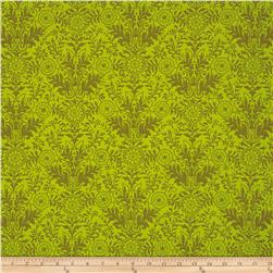 Ink & Arrow Zola Damask Avocado