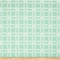 Largo Acrylic Indoor/Outdoor Circles Aqua