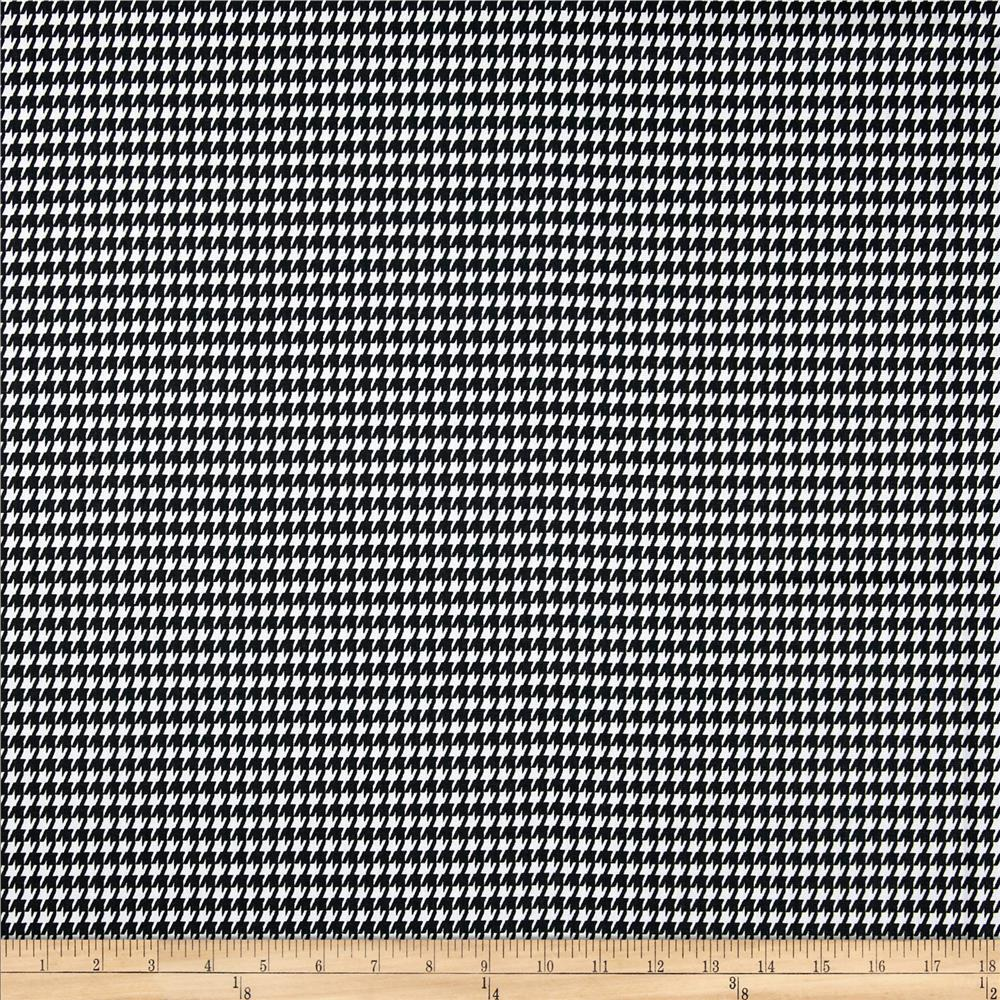 Premier Prints Houndstooth Black/White