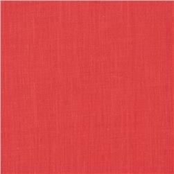 Cotton Voile Coral