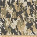 15 oz Carhartt Canvas Digital Army Camouflage