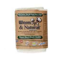 Warm & Natural Cotton 45'' Batting By The