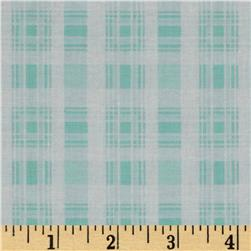 Tanya Whelan Rosey Plaid Teal