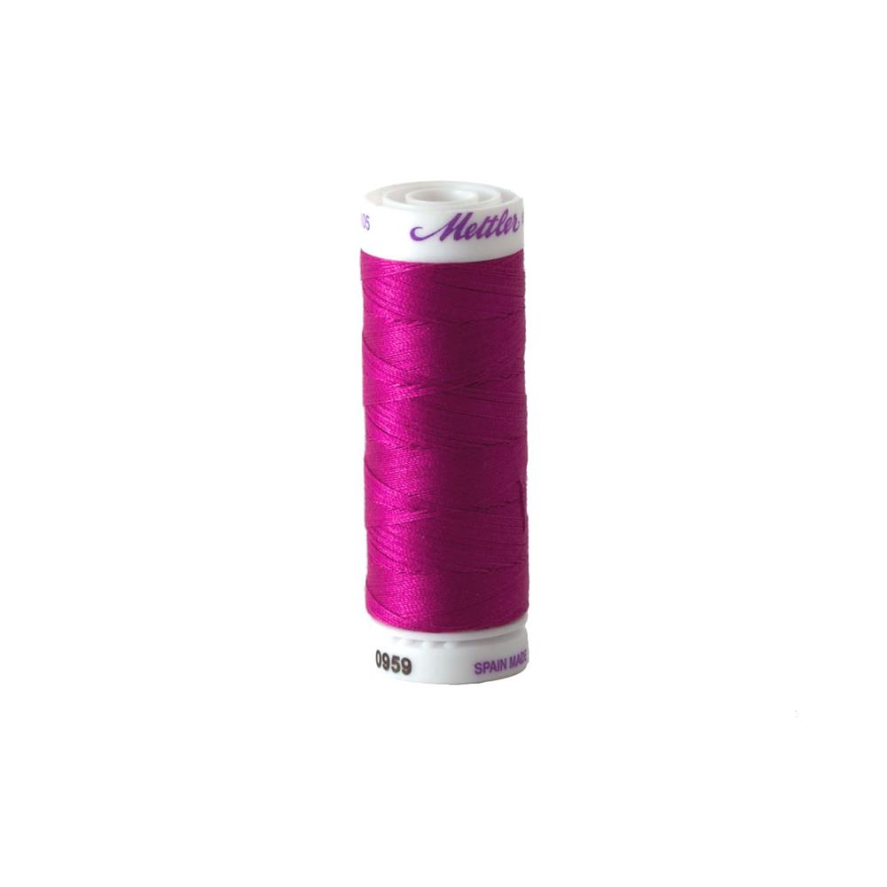 Mettler Cotton All Purpose Thread Hot Pink