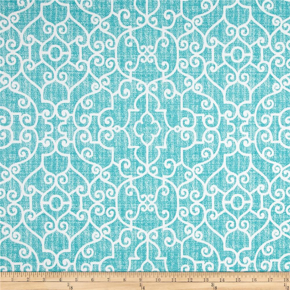 Premier Prints  Ramey Indoor/Outdoor Ocean