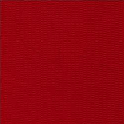 Bamboo Viscose Twill Red