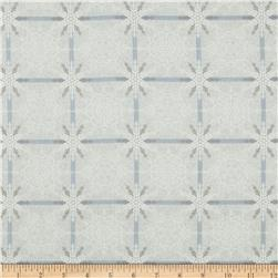 Crystal Palace Snowflake Plaid Pearl