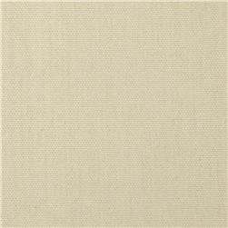 9 oz. Canvas Pure Cream Fabric