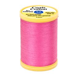 Coats & Clark General Purpose Cotton 225 yd. Hot Pink