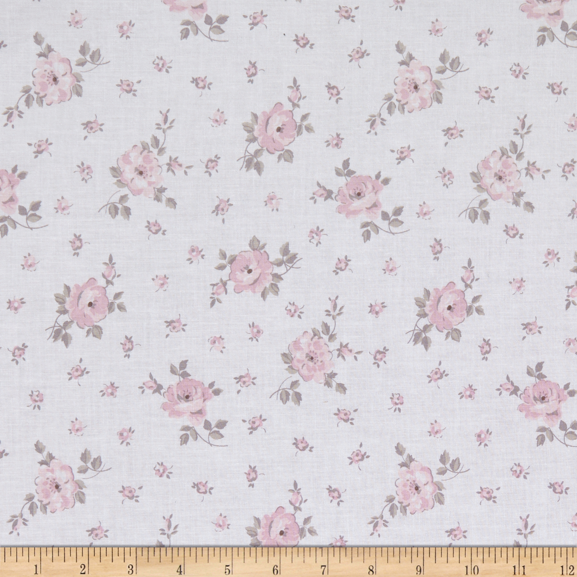 INOpets.com Anything for Pets Parents & Their Pets Penny Rose Rose Garden Garden Cream Fabric