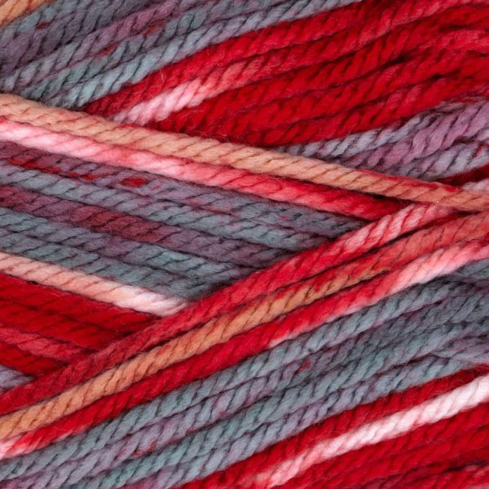 Deborah Norville Everyday Prints Yarn 23 Red Rocks