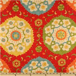 Richloom Cornwall Cadmium Home Decor Fabric