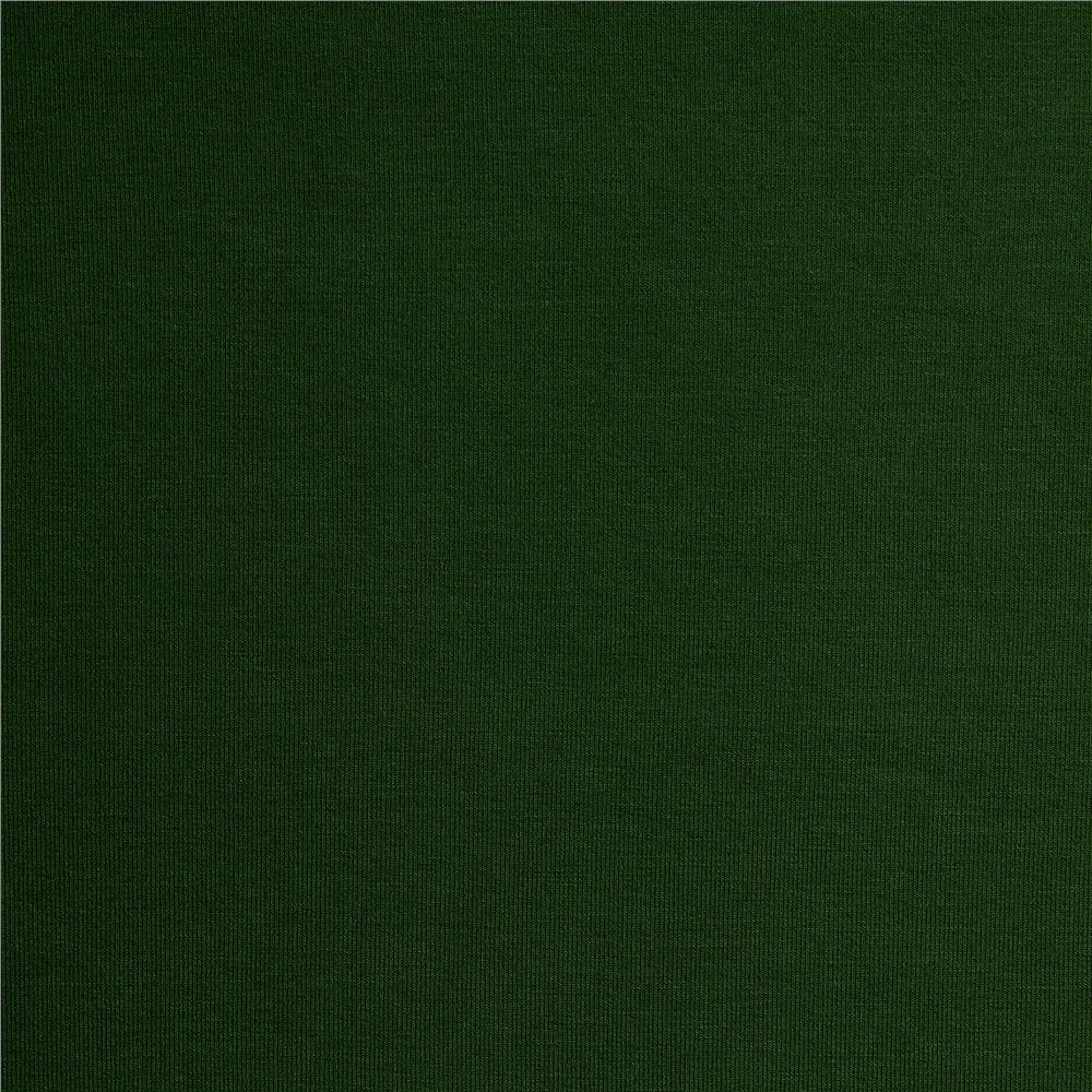 Telio Stretch Bamboo Rayon Jersey Knit Camo Green Fabric By The Yard