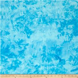 Island Batik Cotton Basics Mystic