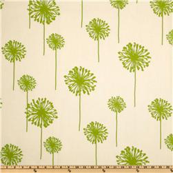Premier Prints Indoor/Outdoor Dandelion White/Greenage