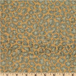 Chenille Jacquard Spots Crystal