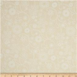 "110"" Wide Quilt Back Signature Ivory"