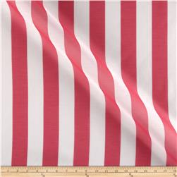 RCA Vertical Stripe Sheers Hot Pink