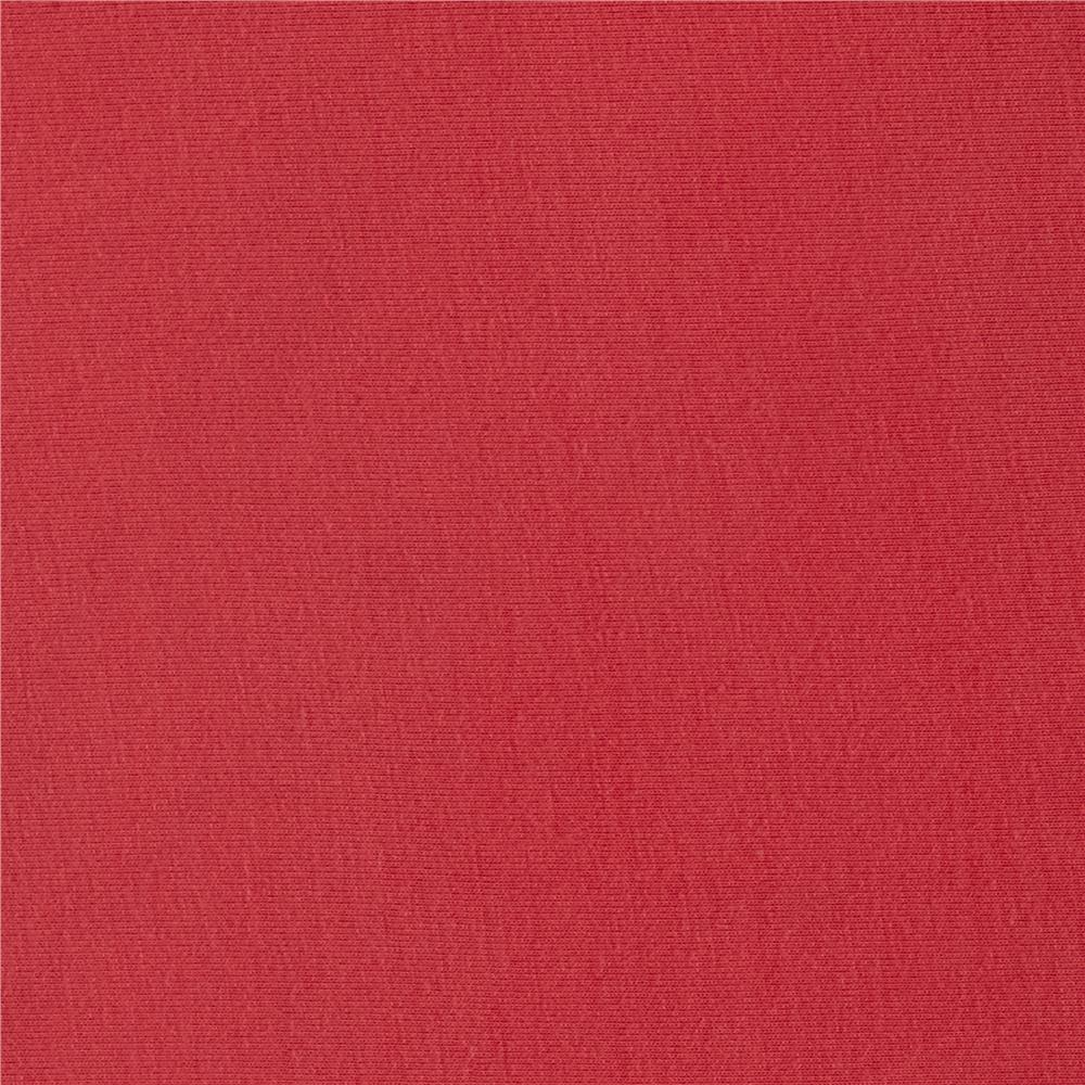 Rayon spandex jersey knit coral discount designer fabric for Lycra fabric