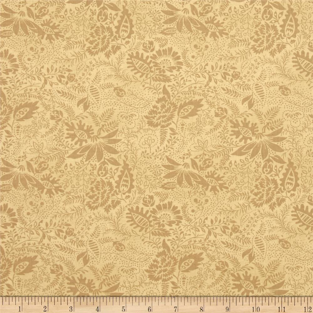 Moda Color Daze Forget-Me-Not Vintage Linen