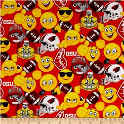 Collegiate Cotton Oregon State Emoji