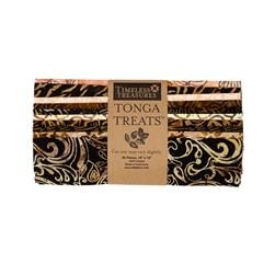 "Timeless Treasurers Tonga Batik Madrid 10"" Square"