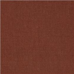 Cotton Blend Broadcloth Dark Copper