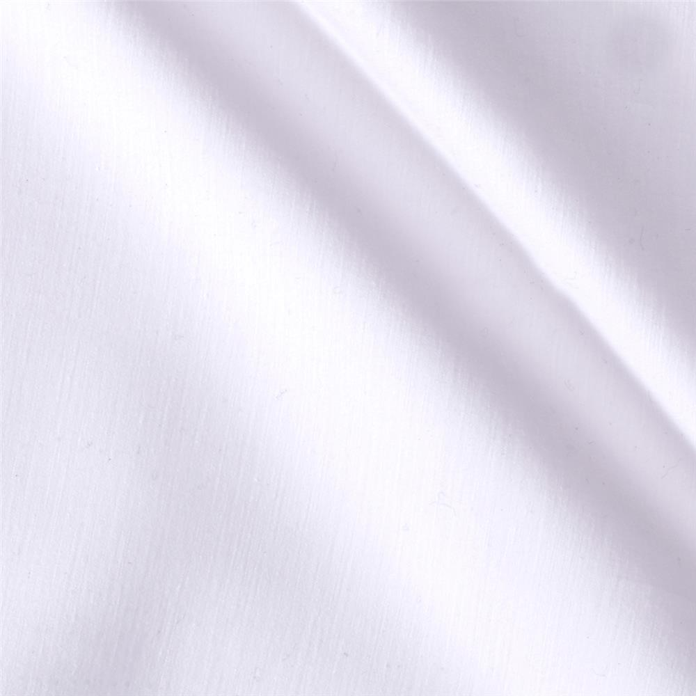 Shakira Stretch Satin White Fabric