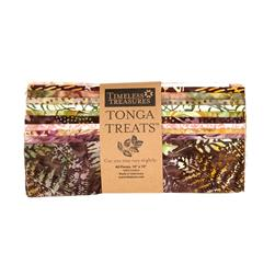 "Timeless Treasures Tonga Treats Sonoma 10"" Squares"