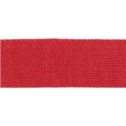 Team Spirit 1-1/2'' Solid Trim Scarlet