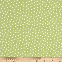 Penny Rose Paper Dolls Bakery Paper Dolls Dots Green