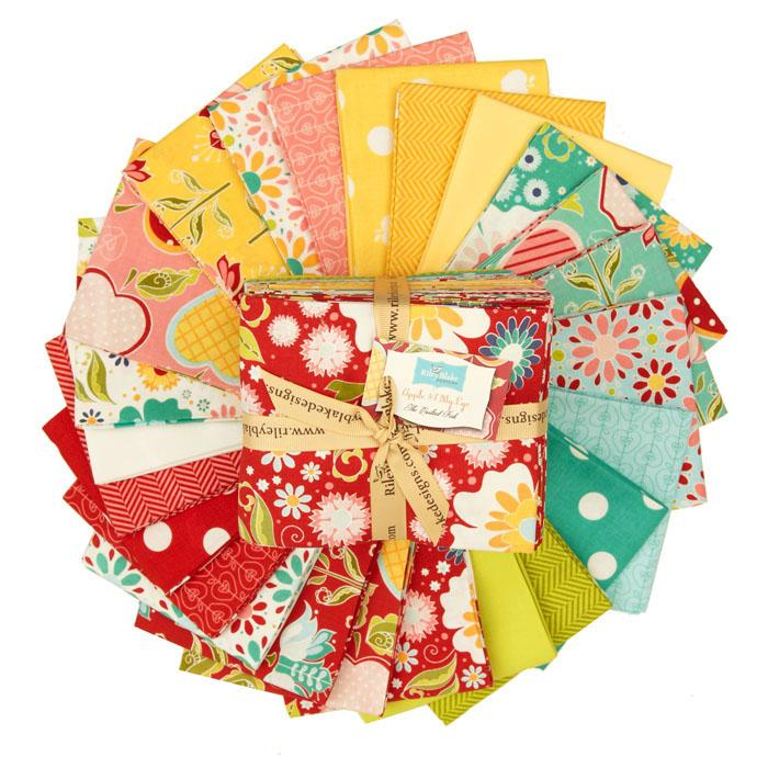 Apple Of My Eye Fat Quarter Assortment