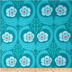 Amy Butler Violette Home Decor Sateen French Twist Ocean