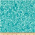 Riley Blake Summer Breeze Splash Blue