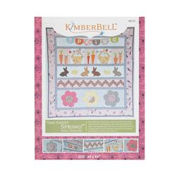 Kimberbell Kids One Sweet Spring Wallhanging Pattern