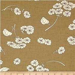 Moda Haiku Falling Bloom Sand