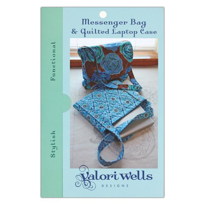 Valori Wells Messenger Bag & Laptop Case Pattern