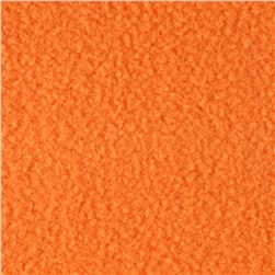 Wintry Fleece Sorbet Orange