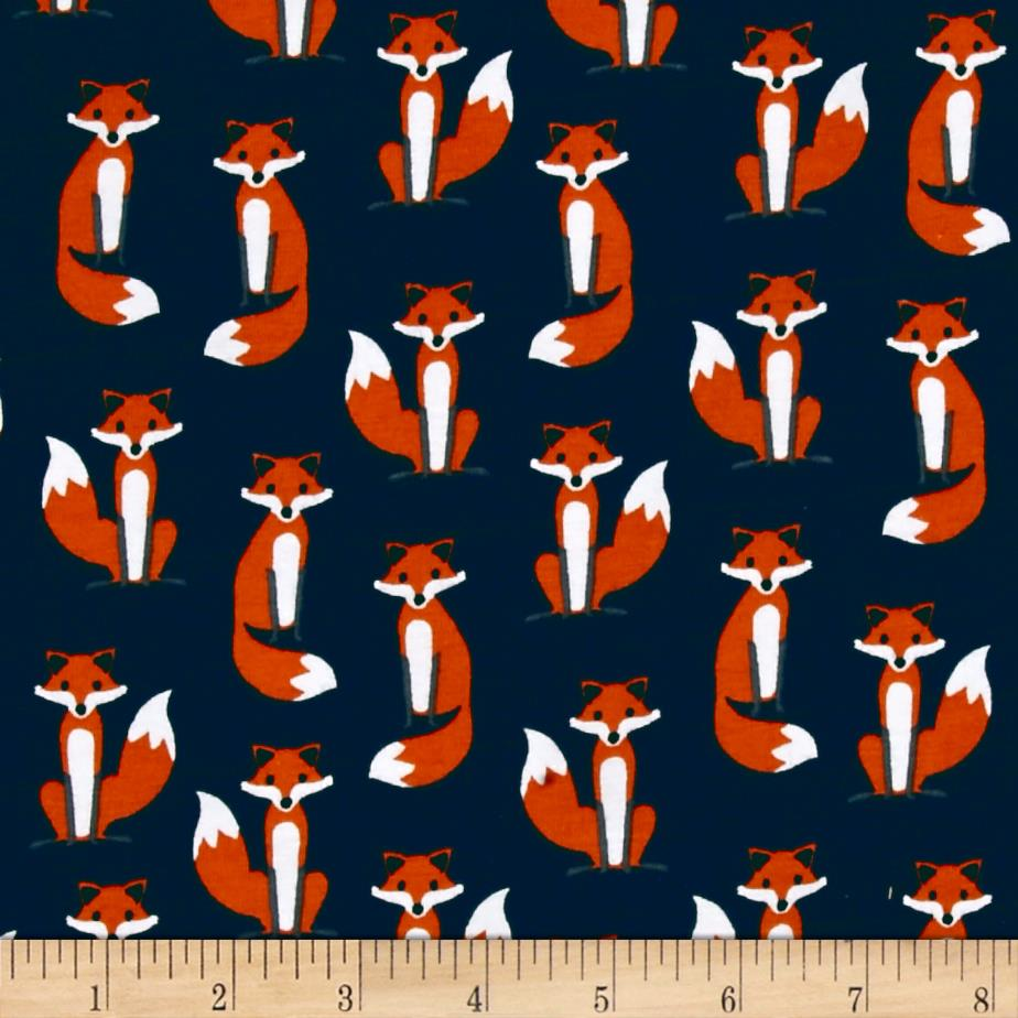 foxes yoga fabric - photo #19